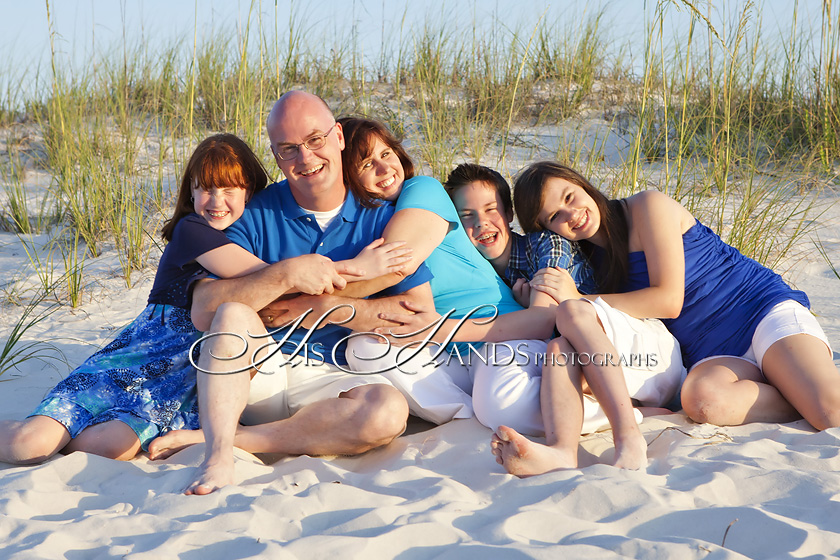 Orange Beach Family Portrait Photographer_His Hands Photographs_08